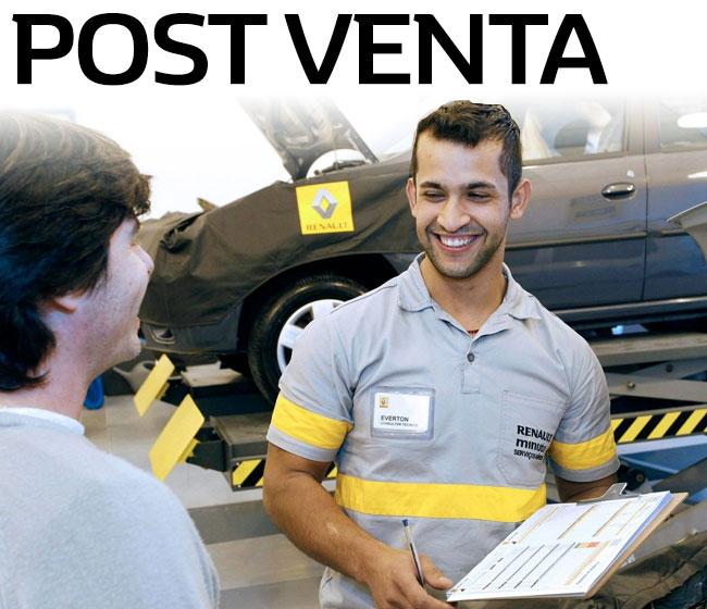 POST VENTA